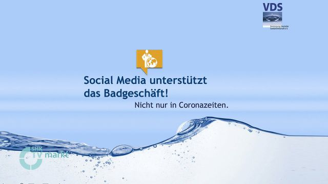 Embedded thumbnail for Social Media mit der VDS