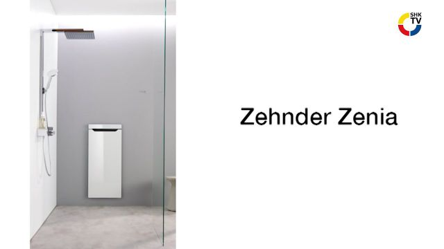 Embedded thumbnail for Zehnder Zenia