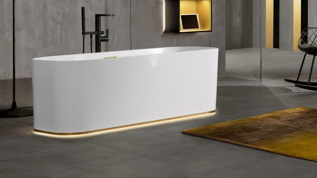 Embedded thumbnail for Villeroy & Boch: Badewanne Finion