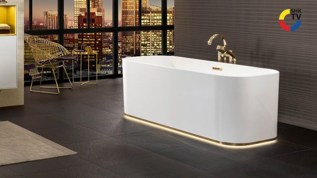 Embedded thumbnail for Badewanne Finion von Villeroy & Boch