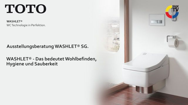 Embedded thumbnail for Toto: Washlet (Teil 2)