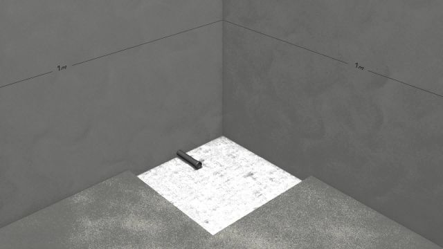 Sehr Kaldewei: Montage Duschfläche Superplan mit Styroporträger SL53